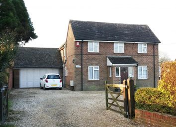 Thumbnail 4 bed detached house for sale in Sway Road, Lymington