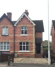 Thumbnail 3 bed semi-detached house to rent in North End, London Road, East Grinstead