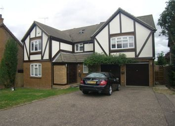 Thumbnail 6 bed property to rent in Blacksmith Close, Billericay