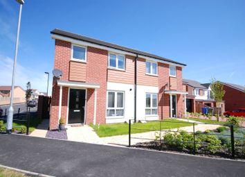 Thumbnail 3 bedroom semi-detached house for sale in Shotton View, Newcastle Upon Tyne