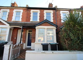 3 bed terraced house for sale in Russell Road, Gravesend, Kent DA12