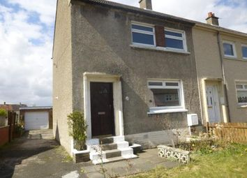 Thumbnail 2 bedroom terraced house to rent in Dale Drive, Motherwell, North Lanarkshire