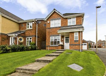 Thumbnail 3 bed detached house for sale in Fairman Drive, Hindley, Wigan