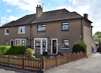 Thumbnail 2 bed flat for sale in Oswald Avenue, Grangemouth
