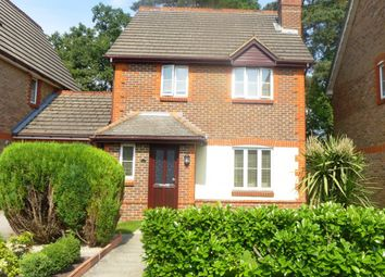 Thumbnail 3 bed detached house for sale in Francis Way, Camberley