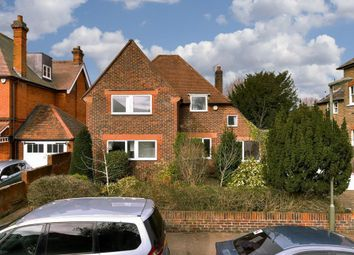 Thumbnail 4 bed detached house for sale in Hansler Grove, East Molesey