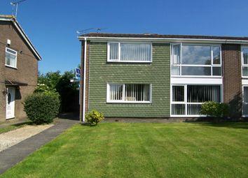 Thumbnail 2 bedroom flat to rent in Redhill Walk, Cramlington