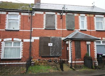 Thumbnail 2 bed terraced house for sale in King Street, Pontypool