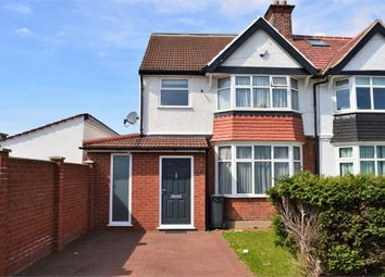 Thumbnail 4 bed semi-detached house for sale in The Warren, Hounslow, Middlesex