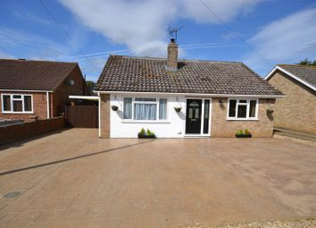 Thumbnail 3 bed property for sale in Grange Close, Snettisham, King's Lynn