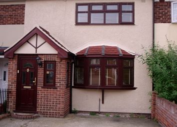 Thumbnail 2 bedroom terraced house to rent in Meadway, Hoddesdon