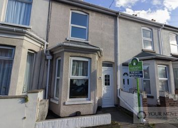Thumbnail 2 bed terraced house for sale in Stanford Street, Lowestoft