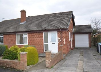 Thumbnail 2 bed semi-detached bungalow for sale in The Sycamores, Burnopfield