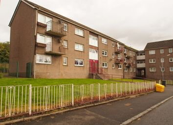 Thumbnail 2 bed flat to rent in Hunter Street, Airdrie
