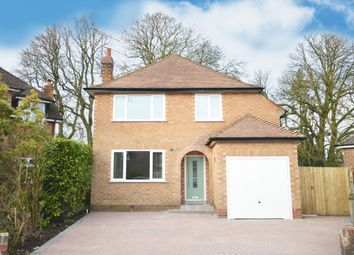 Thumbnail 3 bed detached house to rent in Portway Close, Shirley, Solihull