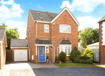 Thumbnail 3 bed detached house for sale in De Burgh Gardens, Tadworth, Surrey