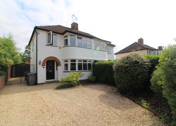 Thumbnail 3 bed semi-detached house to rent in Stanhope Road, Reading
