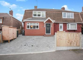 Thumbnail 3 bed semi-detached house for sale in Scholfield Road, Keresley End, Coventry, Warwickshire