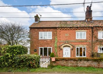 Thumbnail 3 bedroom semi-detached house for sale in Magnolia Cottage, Woodgate, Dereham, Norfolk