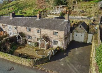 Thumbnail 3 bed cottage for sale in Dunwood Lane, Rudyard, Near Leek, Staffordshire