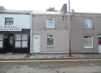 Thumbnail 2 bed terraced house to rent in Church Street, Blaina, Abertillery