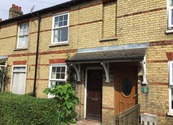 Thumbnail 2 bed terraced house to rent in Longfield Road, Sandy
