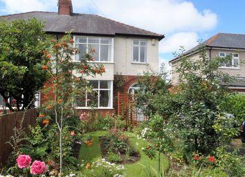 Thumbnail 3 bedroom semi-detached house for sale in Woodplumpton Lane, Preston, Lancashire