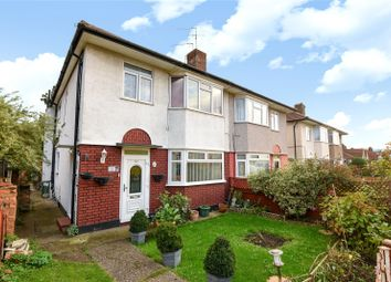 Thumbnail 2 bedroom flat for sale in Wingfield Way, South Ruislip, Middlesex