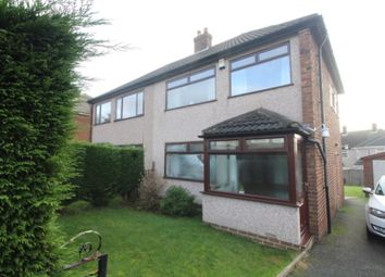 Thumbnail 3 bed semi-detached house for sale in Raeburn Drive, Wibsey, Bradford