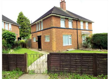 Thumbnail 3 bed semi-detached house for sale in Trittiford Road, Billesley, Birmingham