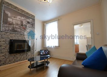 Thumbnail 3 bed terraced house to rent in Churchill Street, Leicester