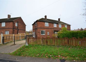 Thumbnail 3 bed semi-detached house to rent in Long Crest, Pontefract
