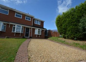 Thumbnail 4 bed semi-detached house for sale in Dale View Drive, Silverdale, Newcastle-Under-Lyme