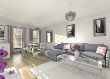 Thumbnail 2 bed flat for sale in St. Marys Road, Newbury
