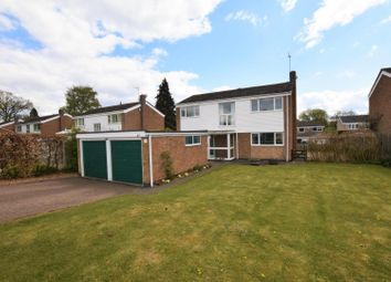 Thumbnail 4 bed detached house for sale in Cricket Lawns, Oakham