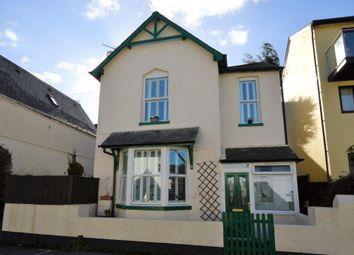 Thumbnail 3 bed detached house for sale in Ringmore Road, Shaldon, Devon
