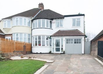 Thumbnail 4 bed semi-detached house for sale in Donegal Road, Sutton Coldfield