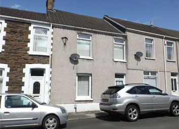 Thumbnail 3 bedroom terraced house for sale in Afan Street, Velindre, Port Talbot, West Glamorgan