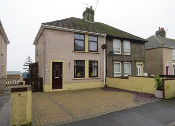 Thumbnail 2 bed semi-detached house for sale in Basket Road, Kells, Whitehaven, Cumbria