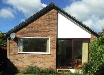Thumbnail 2 bed detached bungalow for sale in East View, Laund Hill, Belper