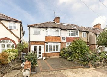 Thumbnail 3 bed semi-detached house for sale in Woodland Gardens, Isleworth