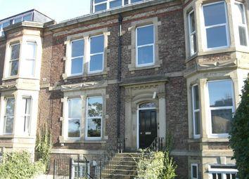 Thumbnail 2 bed flat to rent in Osborne Terrace, Jesmond, Newcastle Upon Tyne