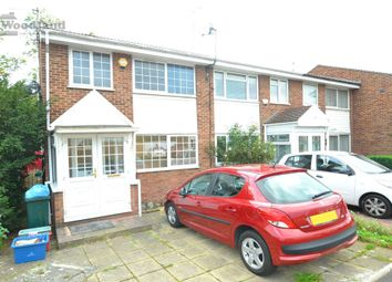 Thumbnail 3 bed end terrace house to rent in Oakley Close, Isleworth