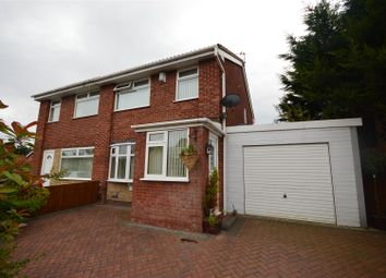 Thumbnail 3 bed property for sale in Moston Way, Great Sutton, Ellesmere Port