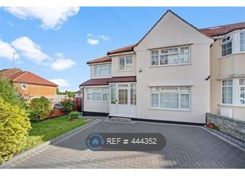 Thumbnail 5 bed terraced house to rent in Coles Green Road, London