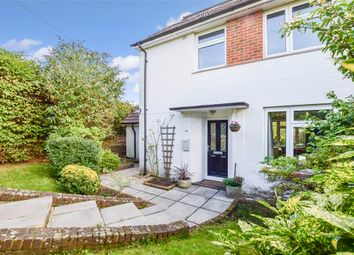 Thumbnail 3 bed semi-detached house for sale in Blackthorn Road, Reigate, Surrey