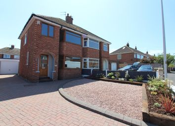 Thumbnail 3 bed semi-detached house for sale in Rossington Avenue, Bispham