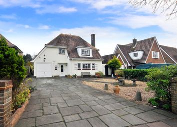 Thumbnail 3 bed detached house to rent in Aldsworth Avenue, Goring-By-Sea, Worthing