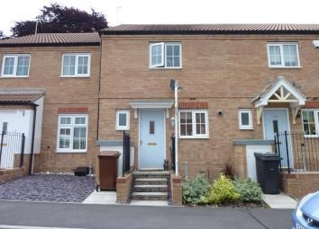 Thumbnail 2 bed town house to rent in Malthouse Road, Ilkeston