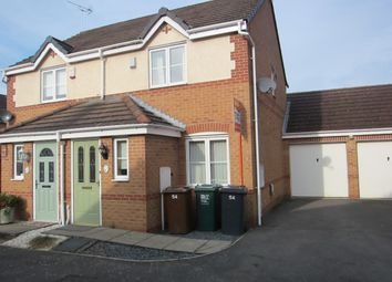 2 bed semi-detached house to rent in Kyle Road, Hilton, Derby DE65